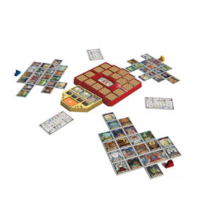 Buy Between Two Castles of Mad King Ludwig the board game online in NZ