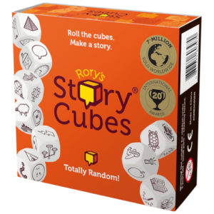 Buy Rory's Story Cubes Classic the game online in NZ