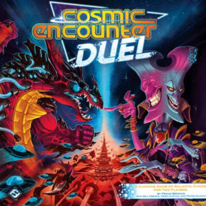 Buy Cosmic Encounter Duel the board game online in NZ
