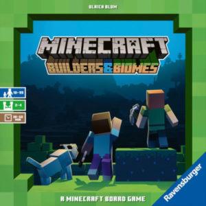 Buy Minecraft: Builders & Biomes the board game online in NZ