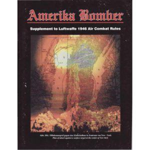Buy Amerika Bomber the game online in NZ