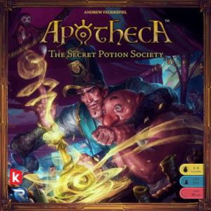 Buy Apotheca the game online in NZ