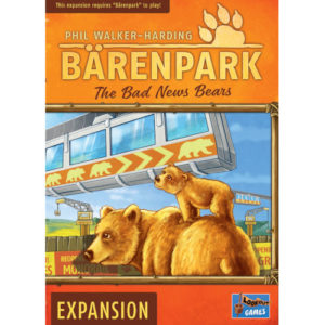 Buy Bärenpark: The Bad News Bears the board game expansion online in NZ