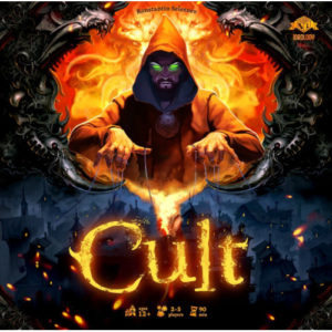 Buy Cult: Choose Your God Wisely the board game online in NZ
