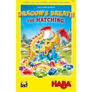 Buy Dragon's Breath: The Hatching the board game online in NZ