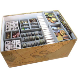 Buy Folded Space Game Insert - Gloomhaven (Accessory) the game accessory online in NZ