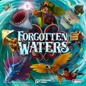 Buy Forgotten Waters the board game online in NZ