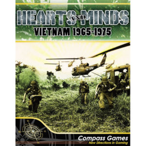 Buy Hearts and Minds: Vietnam 1965-1975 (Third Edition) the board game online in NZ
