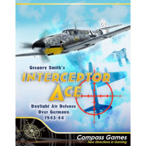 Buy Interceptor Ace: Daylight Air Defense Over Germany, 1943-44 the board game online in NZ