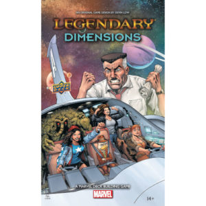 Buy Legendary: A Marvel Deck Building Game – Dimensions (Expansion) the card game online in NZ