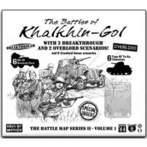 Buy Memoir '44: The Battles of Khalkhin-Gol the board game online in NZ