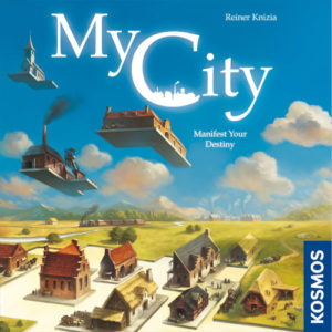 Buy My City the game online in NZ
