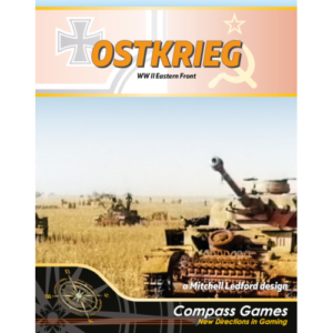 Buy Ostkrieg: WWII Eastern Front the game online in NZ
