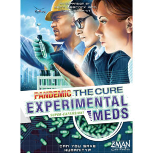 Buy Pandemic: The Cure – Experimental Meds the board game expansion online in NZ