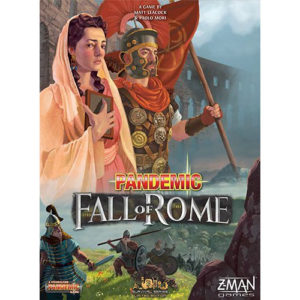 Buy Pandemic: Fall of Rome the game online in NZ