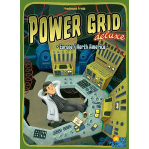 Buy Power Grid Deluxe: Europe/North America the board game online in NZ