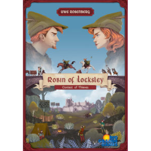 Buy Robin of Locksley the board game online in NZ