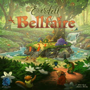Buy Everdell: Bellfaire the board game expansion online in NZ