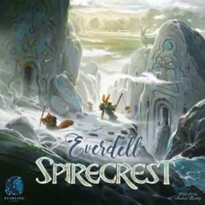 Buy Everdell: Spirecrest the game expansion online in NZ