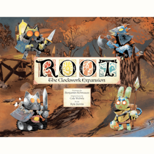 Buy Root: The Clockwork Expansion the board game expansion online in NZ