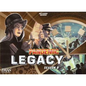 Buy Pandemic Legacy - Season 0 the board game online in NZ