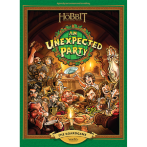 Buy The Hobbit: An Unexpected Party the board game online in NZ