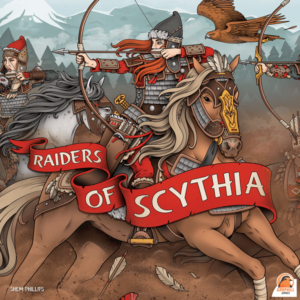 Buy Raiders of Scythia (Deluxe Edition) the board game online in NZ