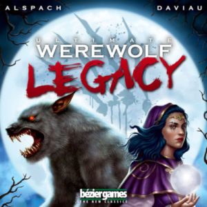 Buy Ultimate Werewolf Legacy the card game online in NZ