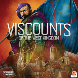 Buy Viscounts of the West Kingdom the board game online in NZ