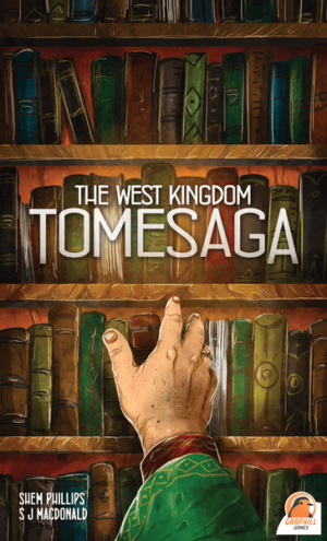 Buy The West Kingdom Tomesaga the board game expansion online in NZ