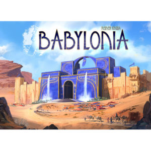 Buy Babylonia the board game online in NZ