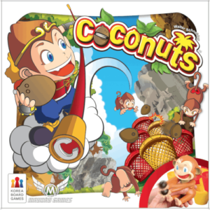 Buy Coconuts the board game online in NZ