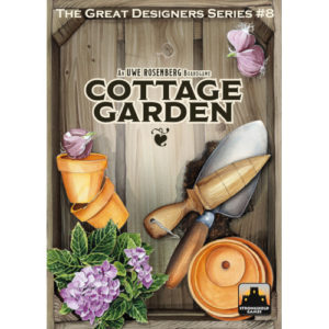 Buy Cottage Garden the game online in NZ