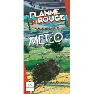 Buy Flamme Rouge: Meteo the board game expansion online in NZ