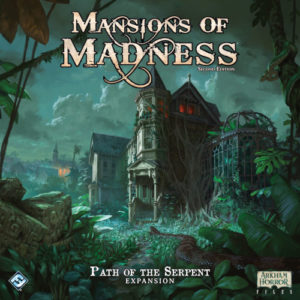 Buy Mansions of Madness: Second Edition – Path of the Serpent the game expansion online in NZ