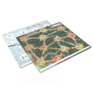 Buy Root: The Fall and Winter Playmat (Accessory) the game accessory online in NZ