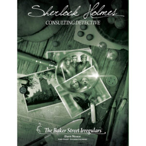 Buy Sherlock Holmes Consulting Detective: The Baker Street Irregulars the game online in NZ