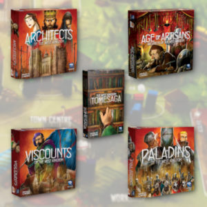 Buy West Kingdom Bundle the board game bundle online in NZ