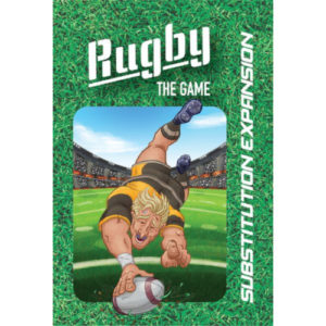 Buy Rugby: The Game – Substitution Expansion the board game expansion online in NZ