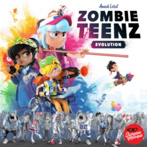 Buy Zombie Teenz Evolution the board game online in NZ