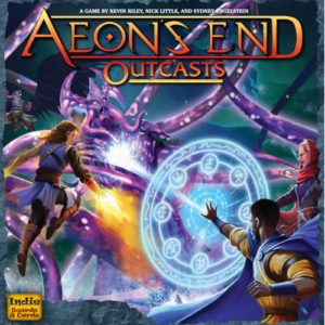 Buy Aeon's End: Outcasts the board game online in NZ