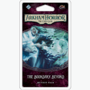 Buy Arkham Horror: The Card Game – The Boundary Beyond: Mythos Pack the card game expansion online in NZ