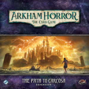 Buy Arkham Horror: The Card Game – The Path to Carcosa: Expansion the card game expansion online in NZ