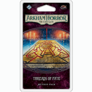 Buy Arkham Horror: The Card Game – Threads of Fate: Mythos Pack the game expansion online in NZ