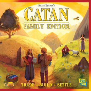 Buy Catan: Family Edition the board game online in NZ