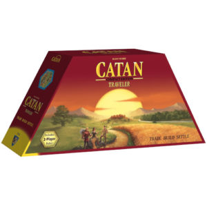 Buy Catan: Traveler – Compact Edition the game online in NZ