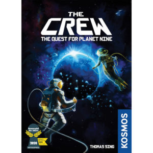 Buy The Crew: The Quest for Planet Nine the card game online in NZ