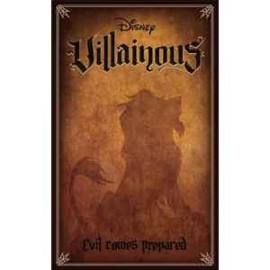 Buy Disney Villainous: Evil Comes Prepared the game online in NZ