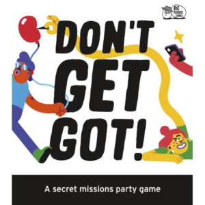 Buy Don't Get Got! the game online in NZ