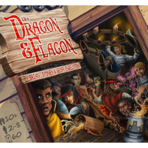 Buy The Dragon and Flagon the board game online in NZ